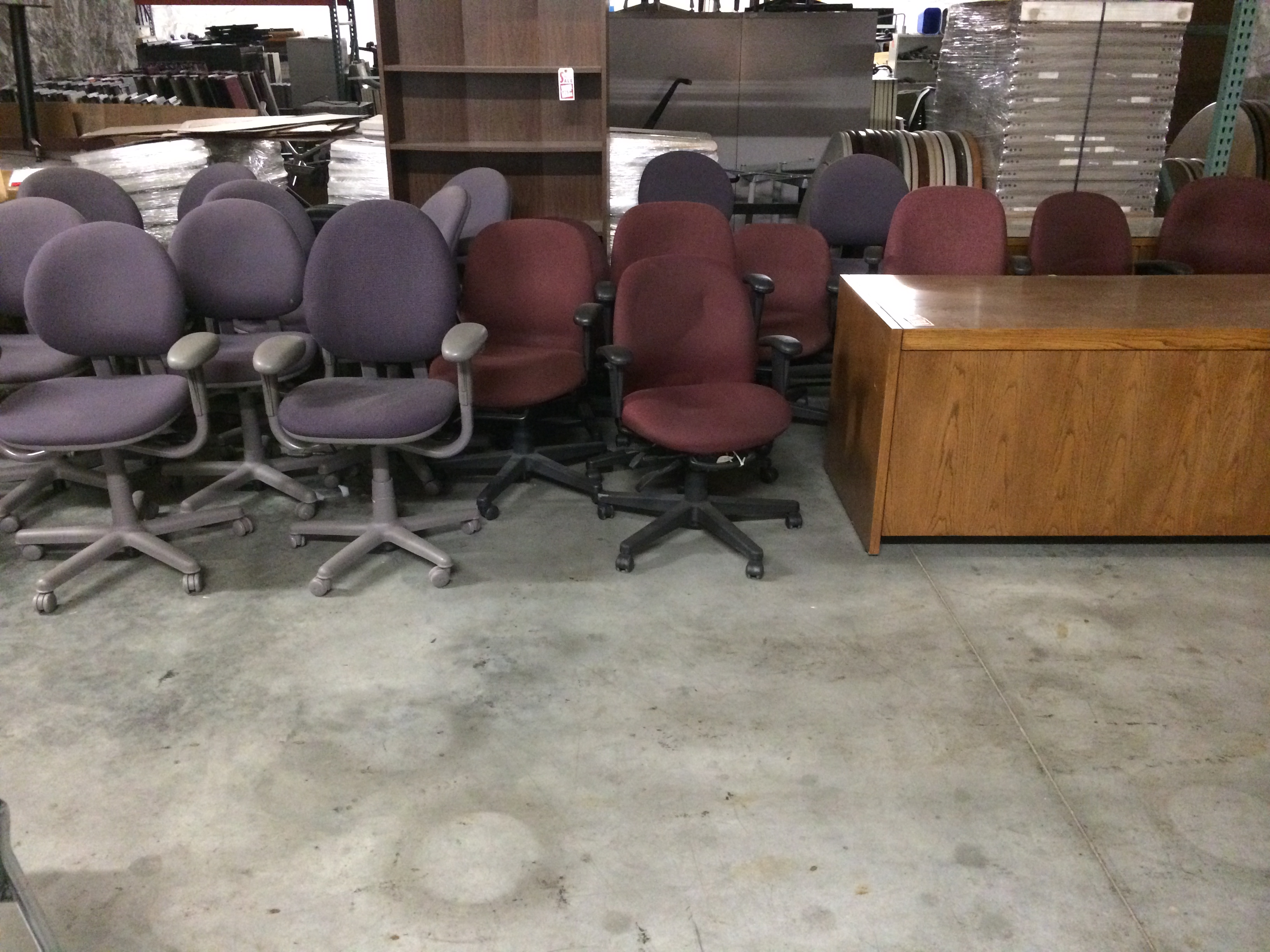Steelcase Criterion Office Chairs   Kansas City Furniture Deals